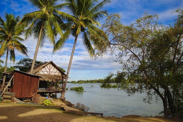 Co zobaczyć w Laosie? - Si Phan Don