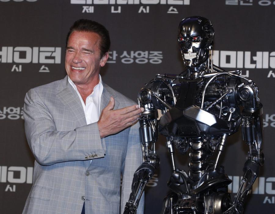 Arnold Schwarzenegger: Jest jak z jazdą na rowerze – od razu wszystko sobie przypominasz