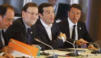 Szczyt przywódców państw strefy euro
