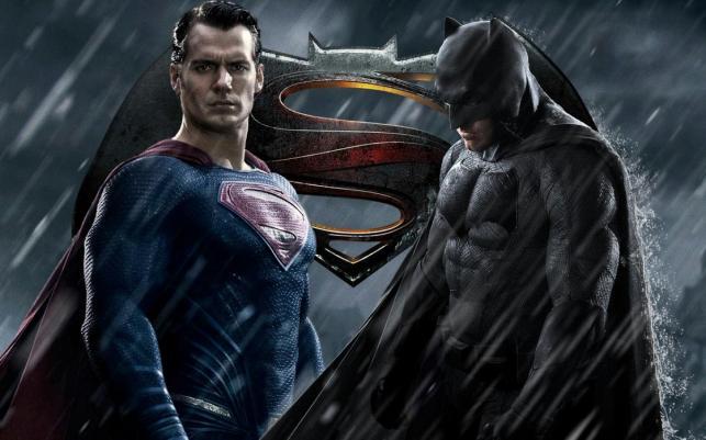 """""""Batman v Superman: Świt sprawiedliwości"""""""