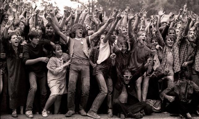 Festiwal w Jarocinie już od 35 lat. Kultowa impreza wczoraj i dziś [ARCHIWALNE ZDJĘCIA]