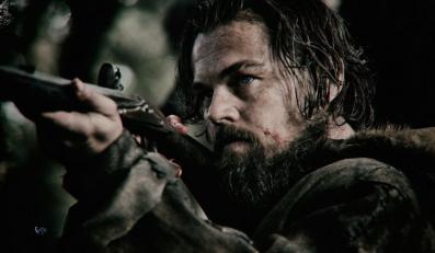 Leonardo DiCaprio zaatakowany przez niedźwiedzia