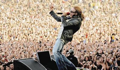 Guns N'Roses wrócili