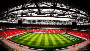 Tu odbędzie się mundial 2018 - Stadion Spartaka Moskwa