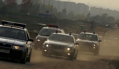 Zbigniew Wassermann używał samochodów BOR-u jak taksówki