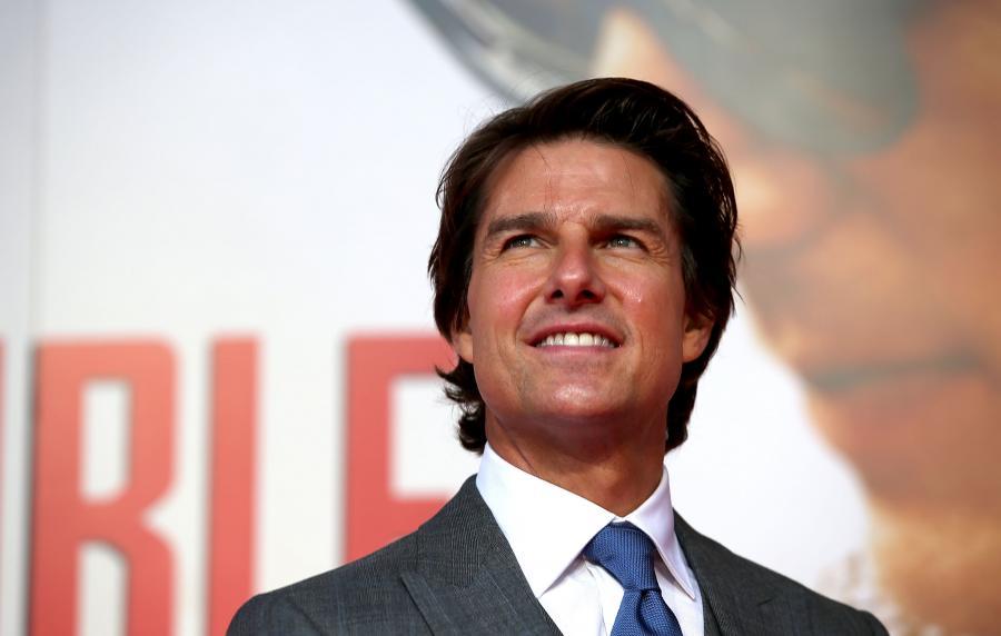 Tom Cruise spotka się z mumią w 2017 roku