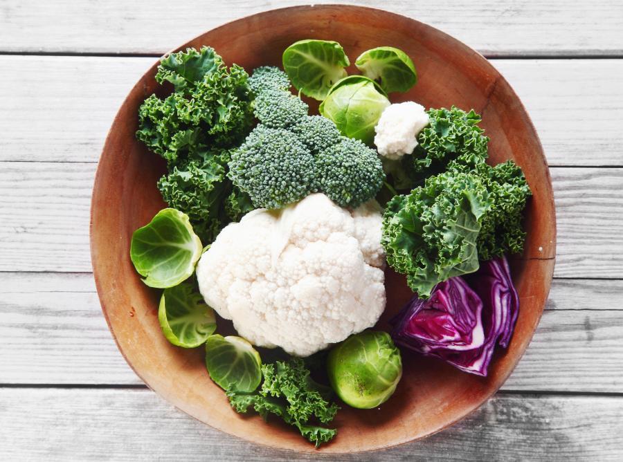 1. Warzywa z rodziny krzyżowych