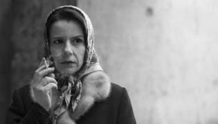 "Agata Kulesza w filmie ""Ida"""
