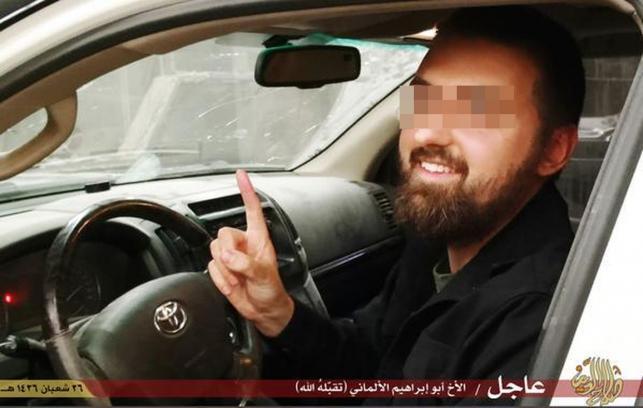 Jacek S., urodzony w Polsce terrorysta, który wysadził się w zamachu samobójczym w Iraku