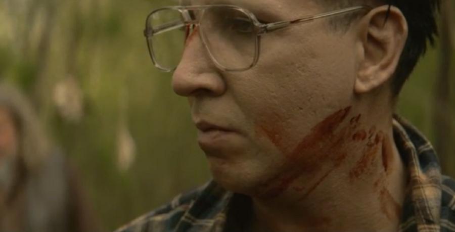 Marilyn Manson jest płatnym zabójcą
