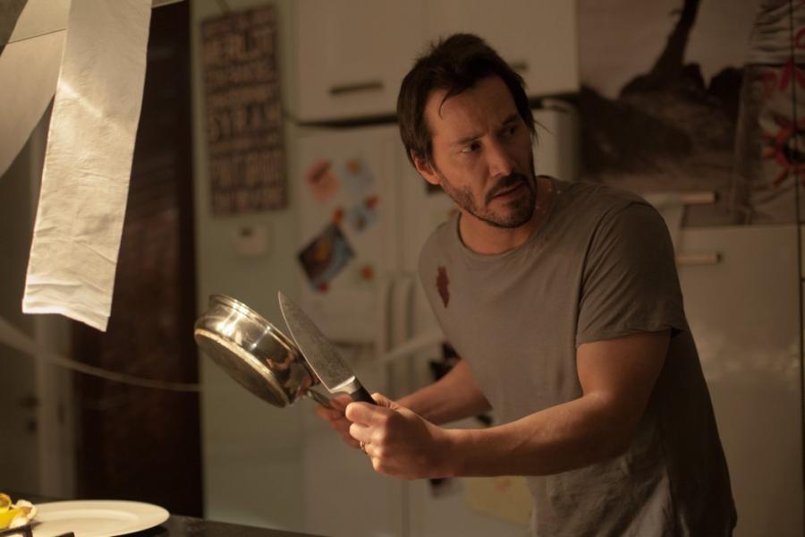 Keanu Reeves ma kłopoty przez dziewczyny