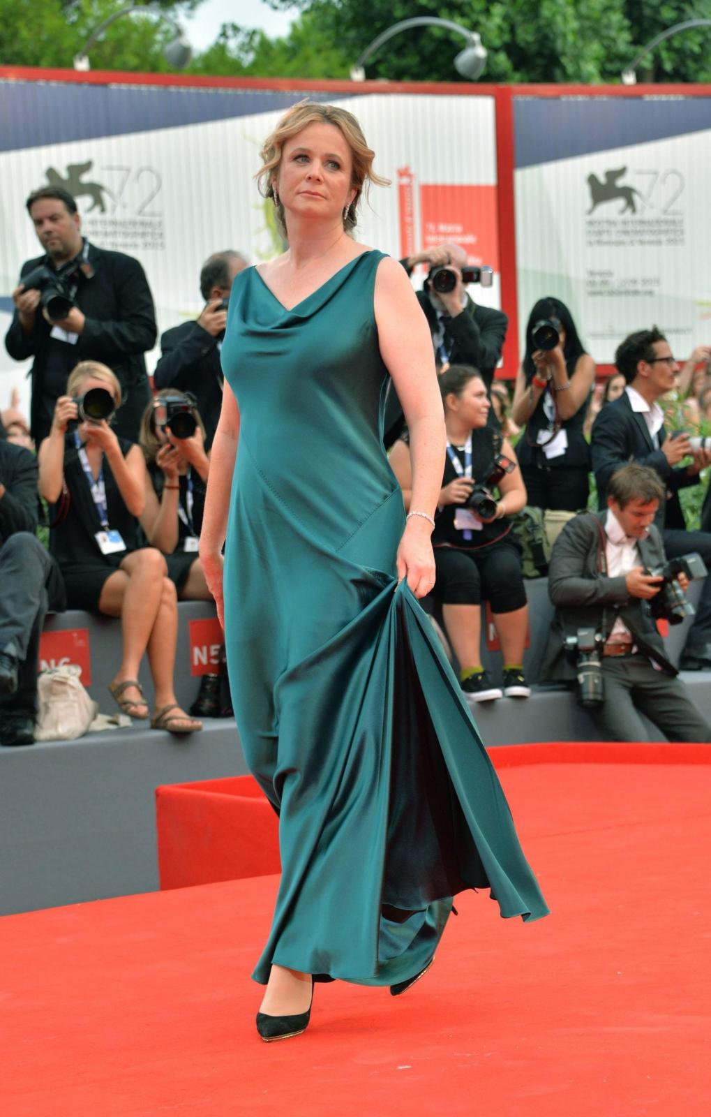 """Emily Watson na premierze """"Everestu"""" w Wenecji"""