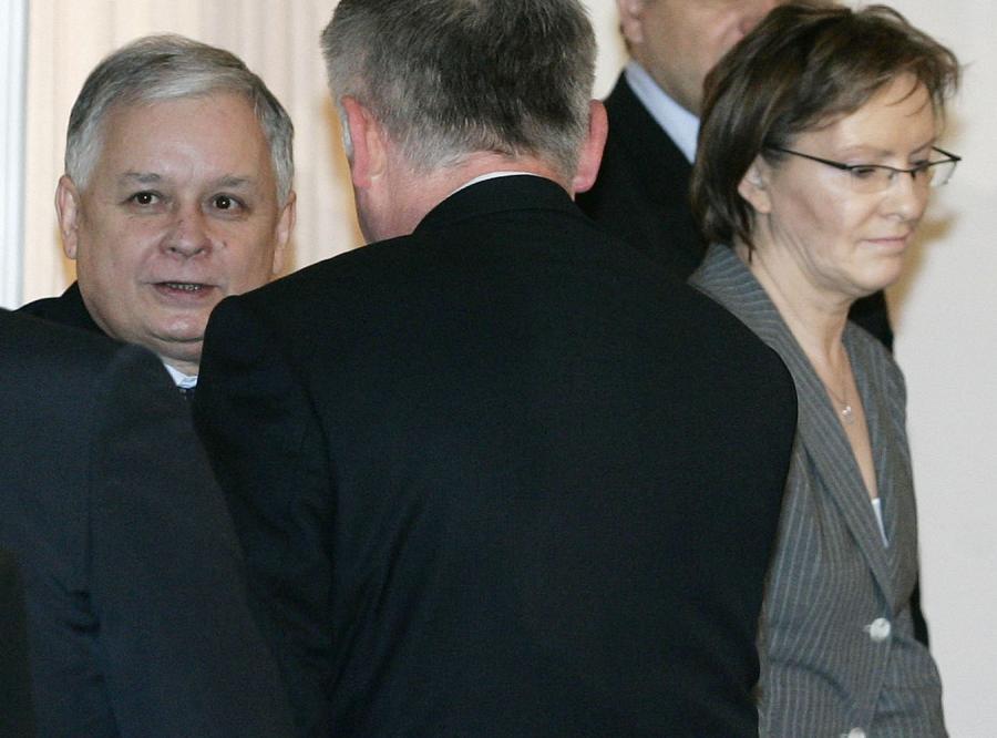 Kaczyński zablokował prywatyzację szpitali