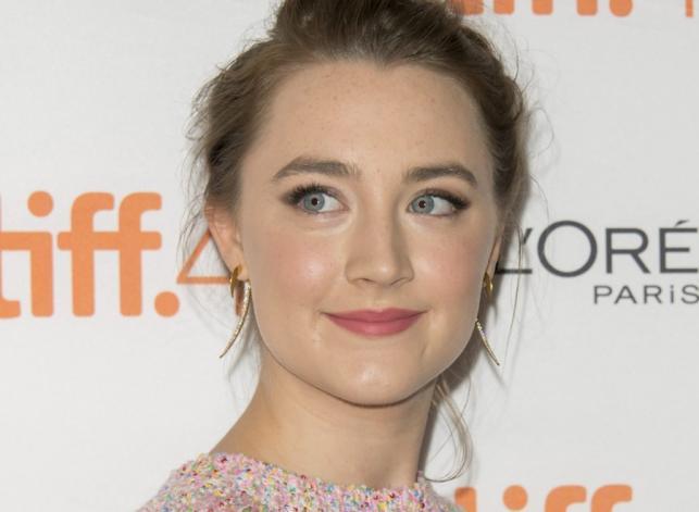 "Saoirse Ronan na premierze filmu ""Brooklyn"" w Toronto"