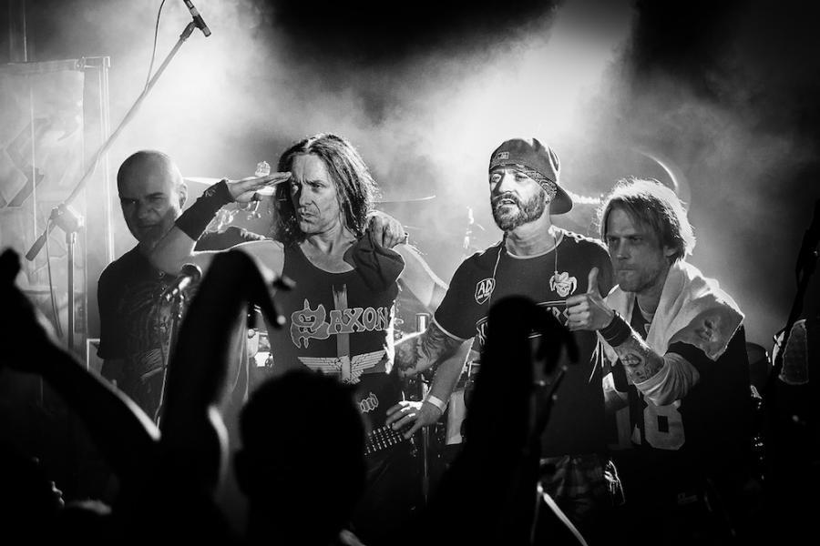 Acid Drinkers rozpoczyna Headbanger\'s Delight Tour