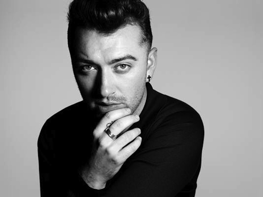 Sam Smith śpiewa \