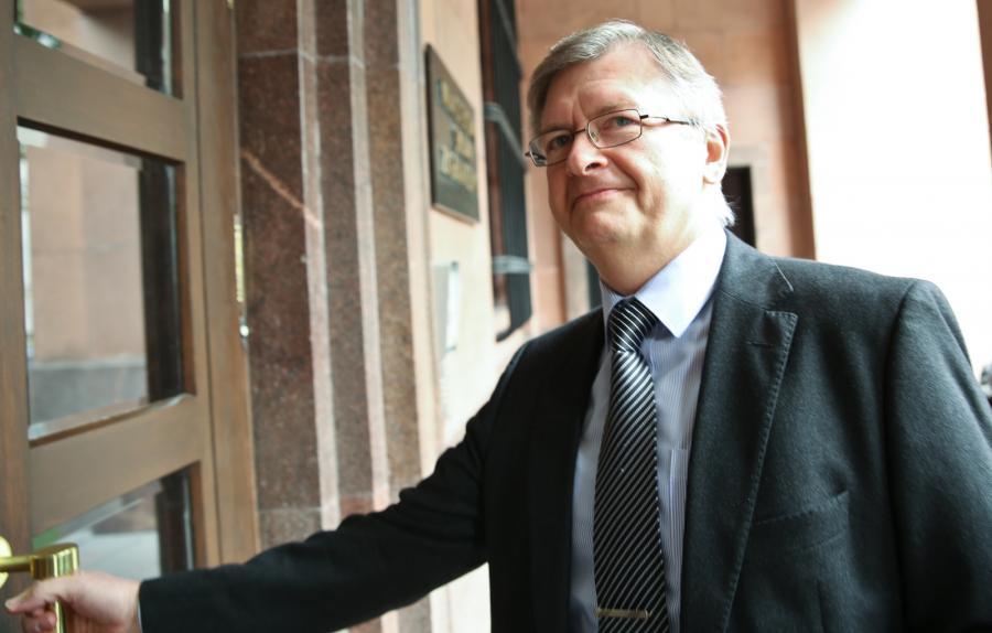 Sergiej Andriejew wchodzi do polskiego MSZ
