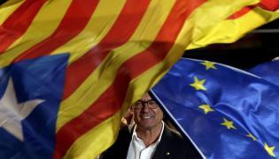 Artur Mas, lider partii Junts pel Si