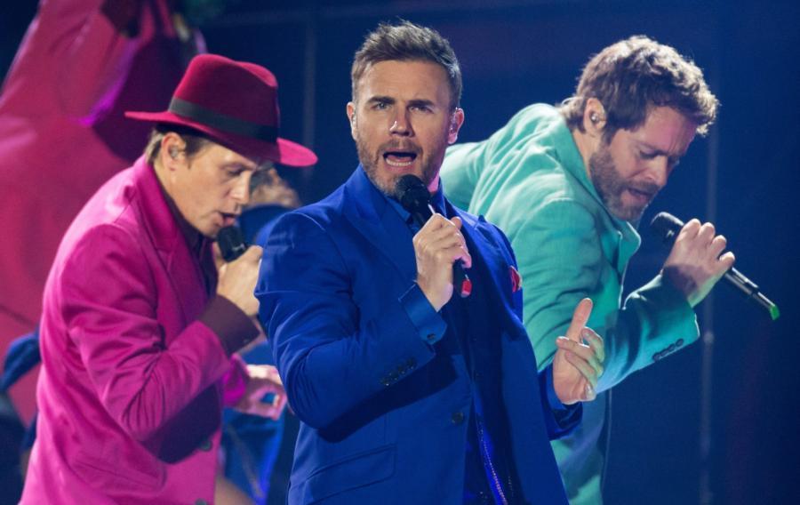Take That chcą świętować w pełnym składzie