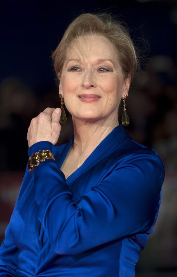 Dla Meryl Streep liczą się czyny, a nie słowa