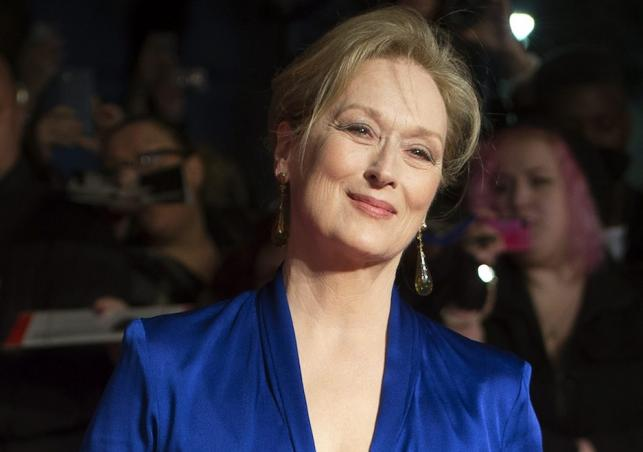 """Meryl Streep na premierze """"Sufrażystki"""" w Londynie"""