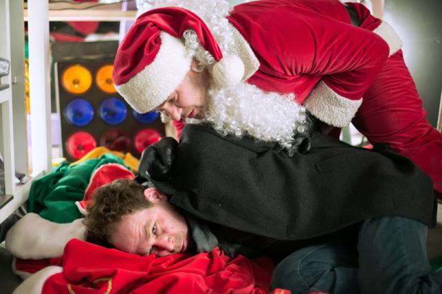 Marcin Perchuć kolejną ofiarą Niegrzecznego Mikołaja