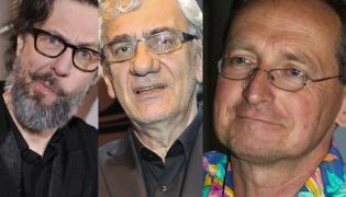 Szymon Majewski, Wiktor Zborowski, Wojciech Cejrowski