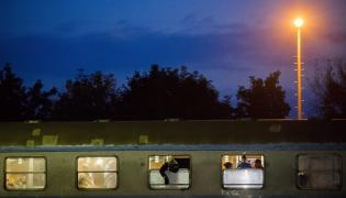 Chorwacja odsyła imigrantów na granicę ze Słowenią