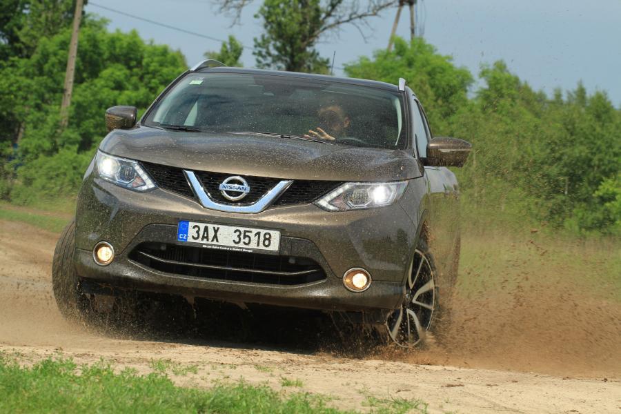 Nissan qashqai - 1. miejsce w zestawieniu