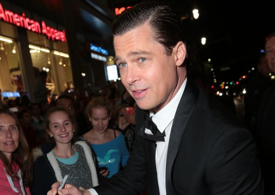 Brad Pitt zagra u Roberta Zemeckisa