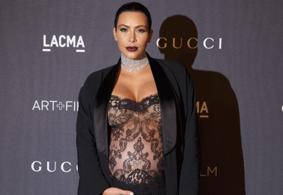 Kim Kardashian tym razem przesadziła?