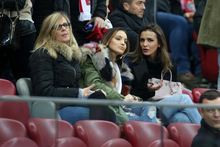 VIP-y na na meczu Polska - Islandia. Zobacz jak kibicowali na Stadionie Narodowym