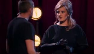 Adele udaje własnego sobowtóra