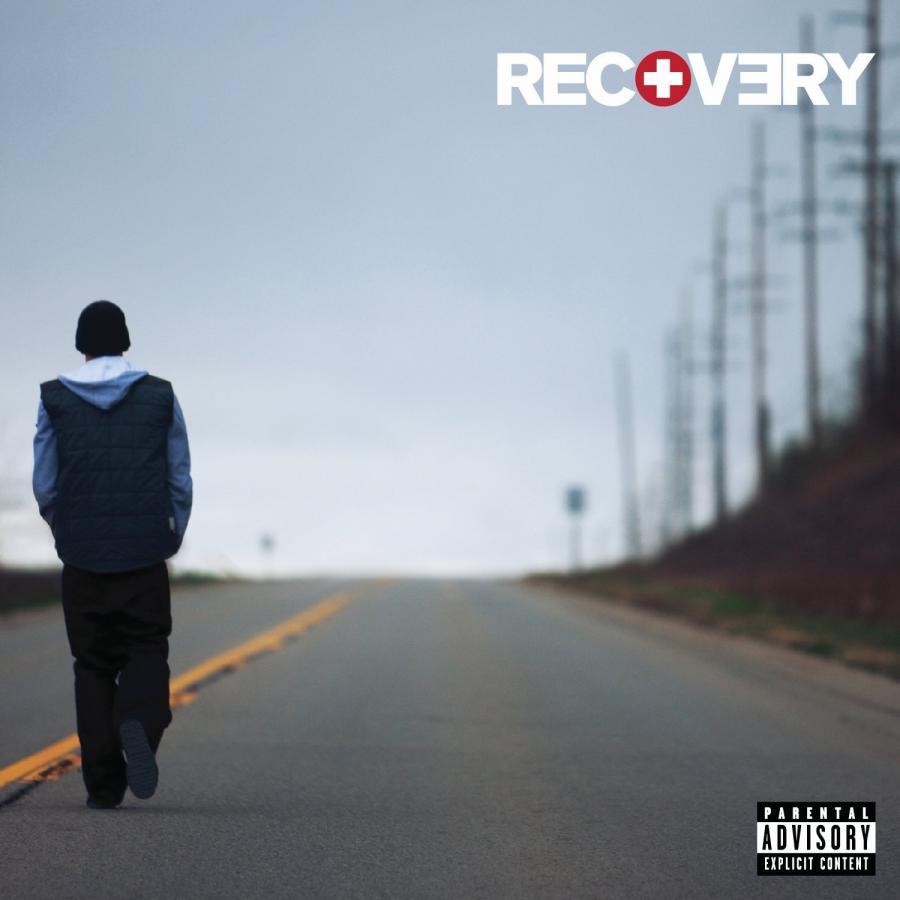 "3. ""RECOVERY"" Eminem – 4.694.000"