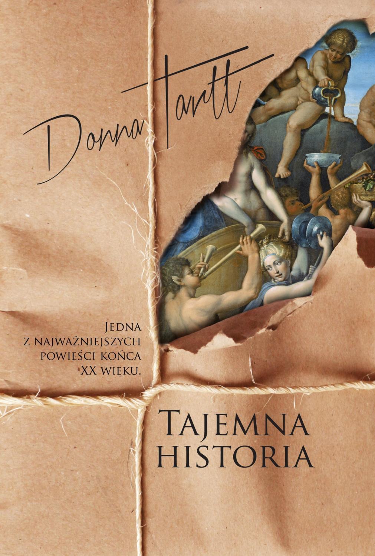 "Donna Tartt  ""Tajemna Historia"""