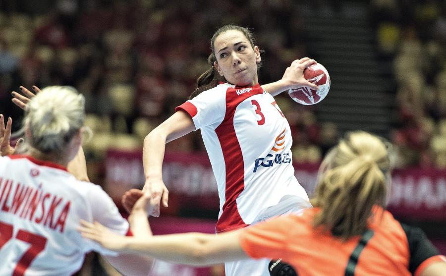 Monika Kobylińska atakuje
