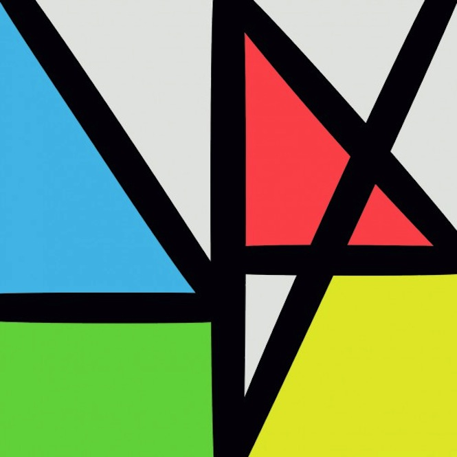 """3. """"Music Complete"""" –New Order"""