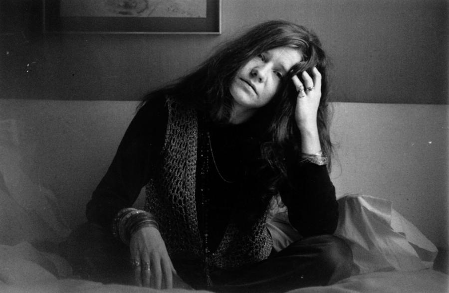 """""""Janis: Little Girl Blue"""" –opowieść o Janis Joplin"""