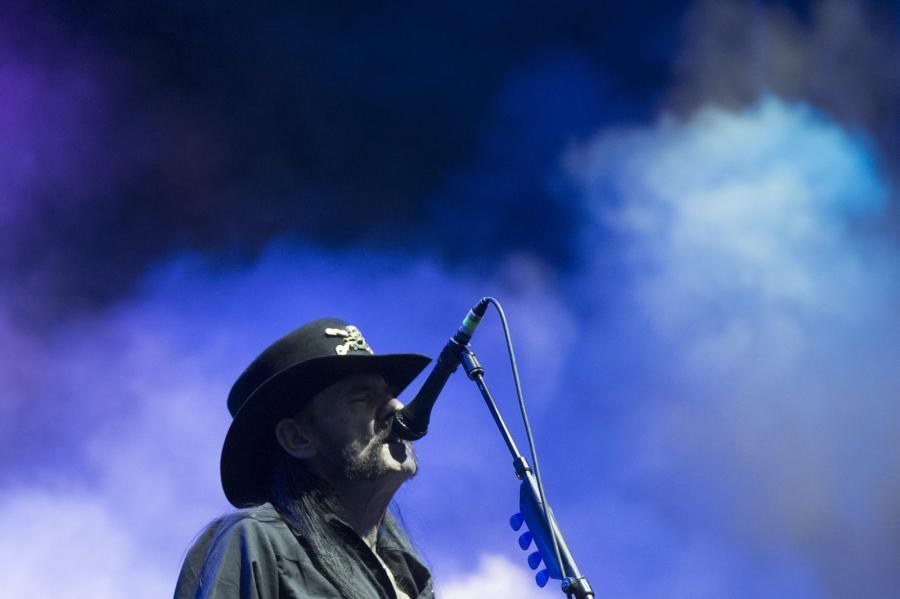 Nie żyje Lemmy Kilmister, legenda heavy metalu