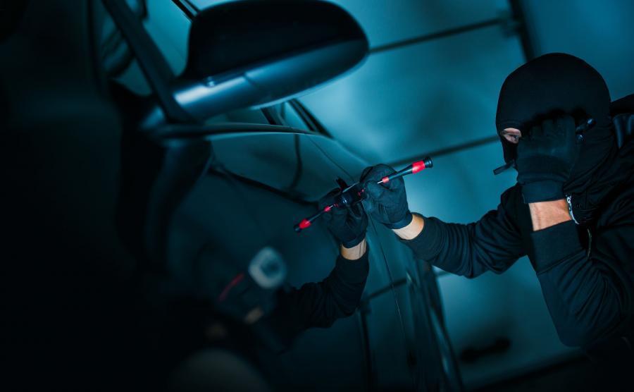 Jakie samochody kradną złodzieje? Nowe dane za 2015