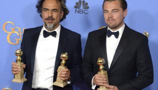 To był ich wieczór: Alejandro González Iñárritu i Leonardo DiCaprio