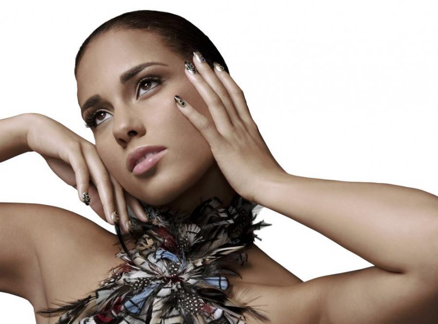 Alicia Keys przerywa milczenie