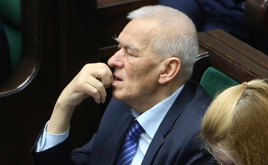 Poseł Kukiz\'15 Kornel Morawiecki