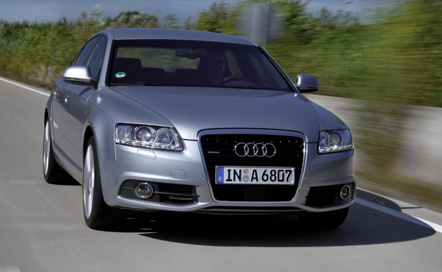 Audi A6 - 5. miejsce na rynku aut używanych (10 205 636 wyszukań)