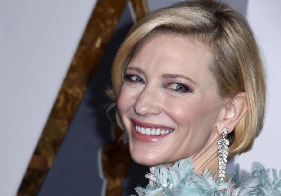 Najwięksi przegrani Oscarów 2016: Cate Blanchett