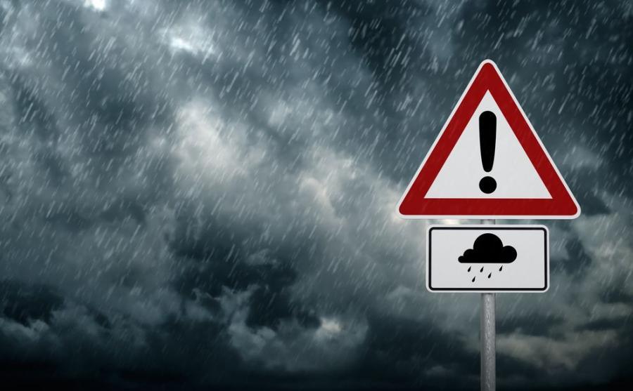 Uwaga, deszcz!