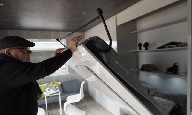 Kup sobie M2 z paczki. 25-metrowy domek kosztuje mniej niż dwa tysiące złotych za metr