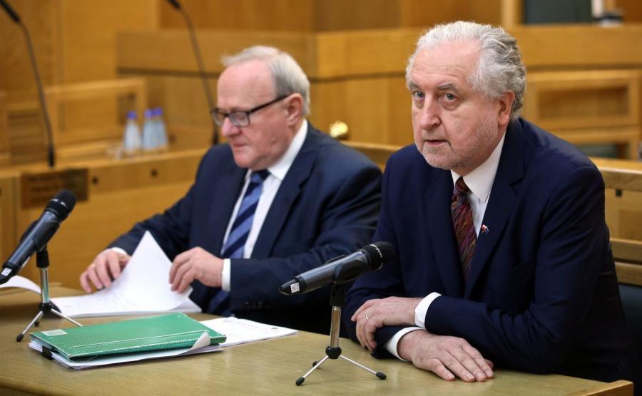 Stanisław Biernat i Andrzej Rzepliński