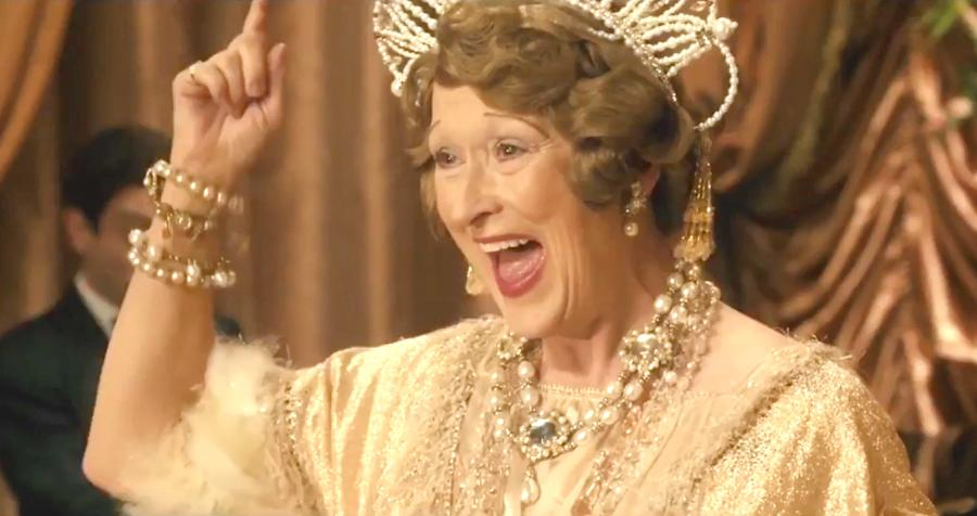 Fałsz na oscarową nutę: Meryl Streep jako \