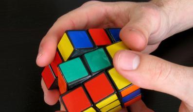 Układał kostkę Rubika przez... 26 lat